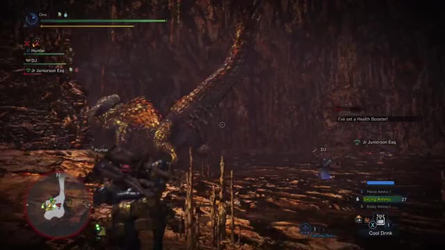 Watch The best GIF by Gamer DVR (@xboxdvr) on Gfycat. Discover more I Tha One I, MONSTERHUNTERWORLD, xbox, xbox dvr, xbox one GIFs on Gfycat