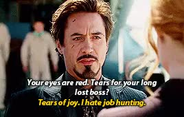 Watch and share Tony X Pepper GIFs and Marvel Edits GIFs on Gfycat