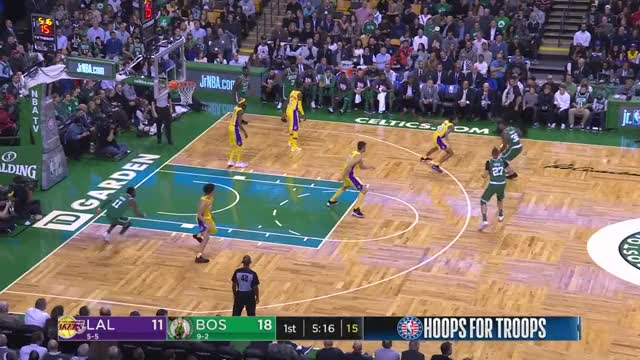 Watch and share Los Angeles Lakers GIFs and Boston Celtics GIFs on Gfycat