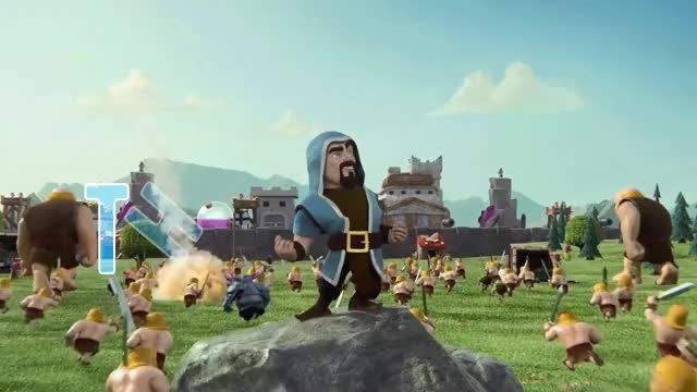 Watch the wizard GIF by @acehead619 on Gfycat. Discover more clashofclans GIFs on Gfycat