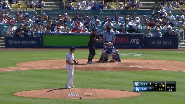 Watch and share Los Angeles Dodgers GIFs and Joe Kelly Cb GIFs on Gfycat