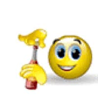 Watch and share Omg Smiley Emoticon Animation Animated Gif Photo: Valentine Bottle Love Potion Smiley - Animated Emoticon Valentine_bottle_love_potion_smiley.gif GIFs on Gfycat