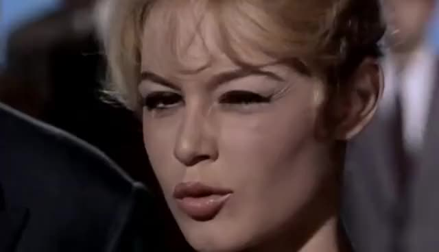 Watch and share Brigitte Bardot - Devil In Disquise GIFs on Gfycat