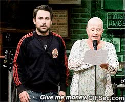 Watch and share Give Me Money Gif GIFs on Gfycat