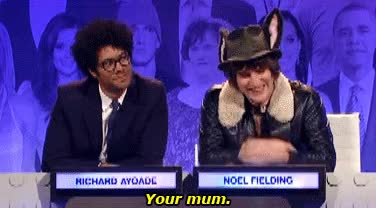 Watch the big fat quiz of the 00's gif GIF on Gfycat. Discover more richard ayoade GIFs on Gfycat