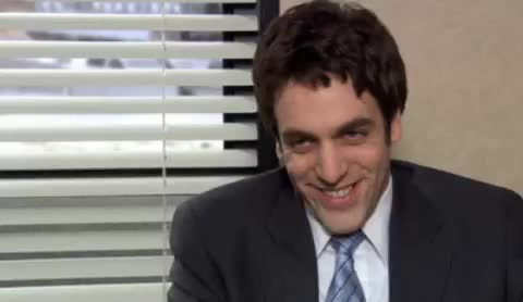 b. j. novak, not me, Deny The Office GIF - GIFs