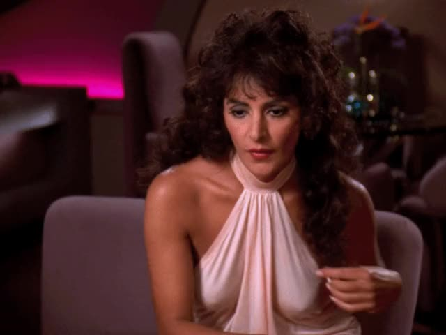 Impossible the Star trek marina sirtis porn apologise, but