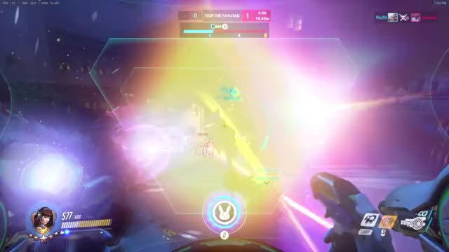 Watch and share Overwatch GIFs by Crash on Gfycat