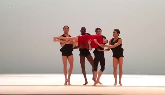 Watch Merce Cunningham: Scenario GIF on Gfycat. Discover more related GIFs on Gfycat