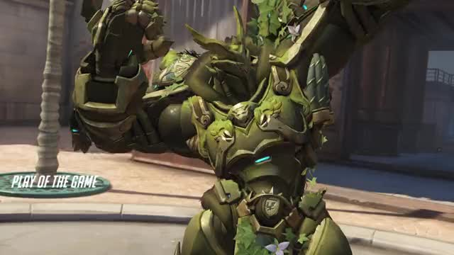Watch and share Overwatch GIFs and Reinhardt GIFs by burninate on Gfycat