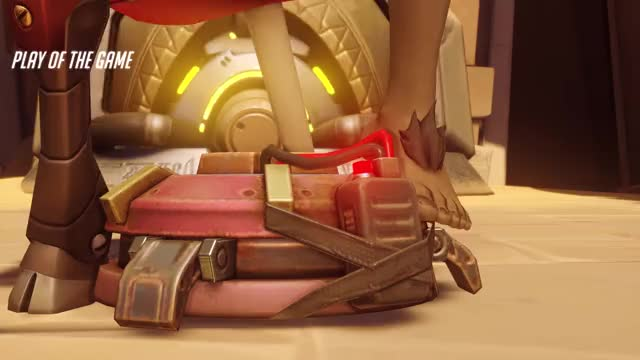 Watch and share Overwatch GIFs and Junkrat GIFs by weredd on Gfycat