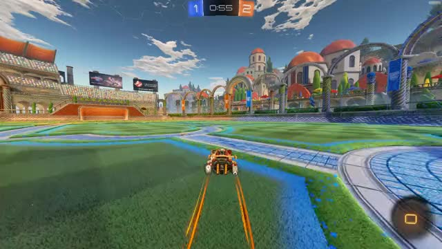 Watch and share Ground Pinch GIFs by Mr Pickings Rocket League highlights on Gfycat