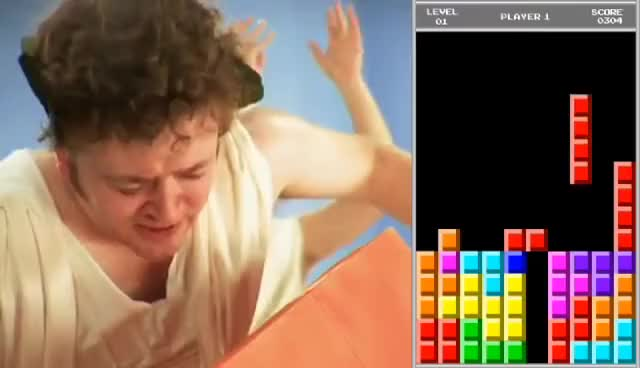 Watch and share Hilarious GIFs and Tetris GIFs on Gfycat