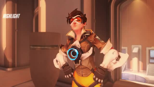 Watch and share Highlight GIFs and Overwatch GIFs by EvoPlays on Gfycat