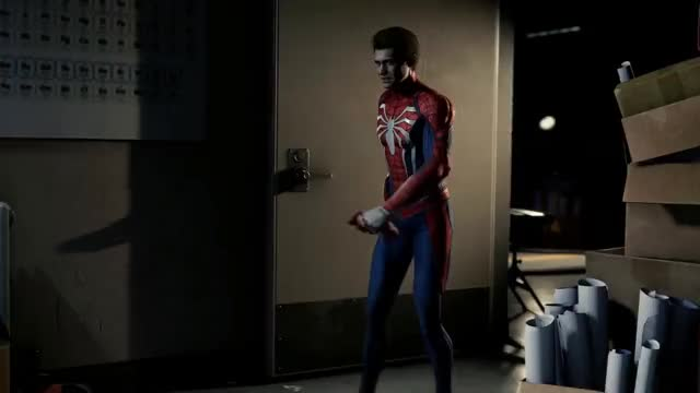 Watch and share Spiderman GIFs and Walking GIFs on Gfycat