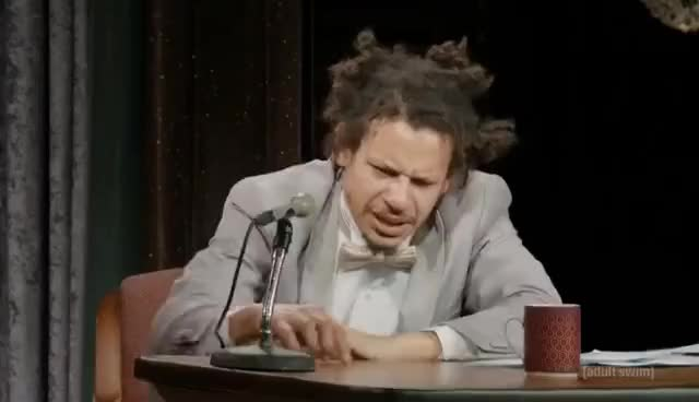 Watch The Eric Andre Show nails GIF on Gfycat. Discover more related GIFs on Gfycat