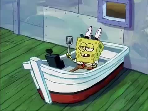 Watch and share Spongebob GIFs by Reactions on Gfycat