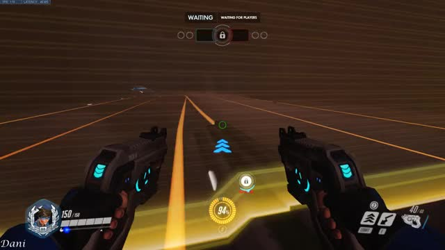 Watch Tracer GIF by Dani (@dani211e) on Gfycat. Discover more overwatch GIFs on Gfycat
