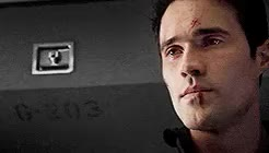 Watch and share Agents Of Shield GIFs and Brett Dalton GIFs on Gfycat