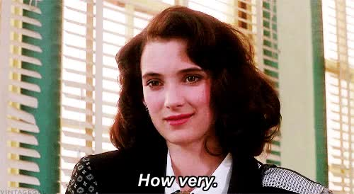 Watch this winona ryder GIF on Gfycat. Discover more winona ryder GIFs on Gfycat