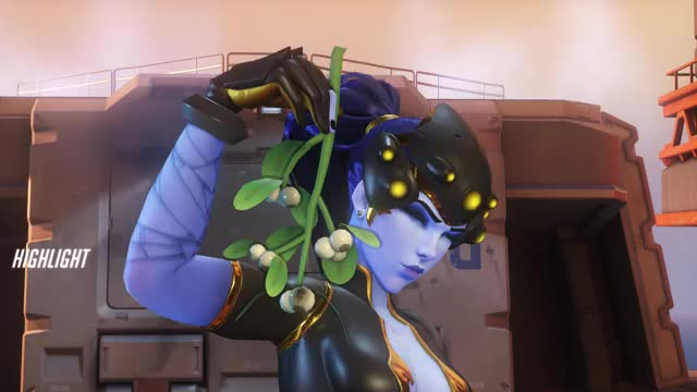 Watch and share Widowmaker GIFs and Highlight GIFs by probablydeadoof on Gfycat