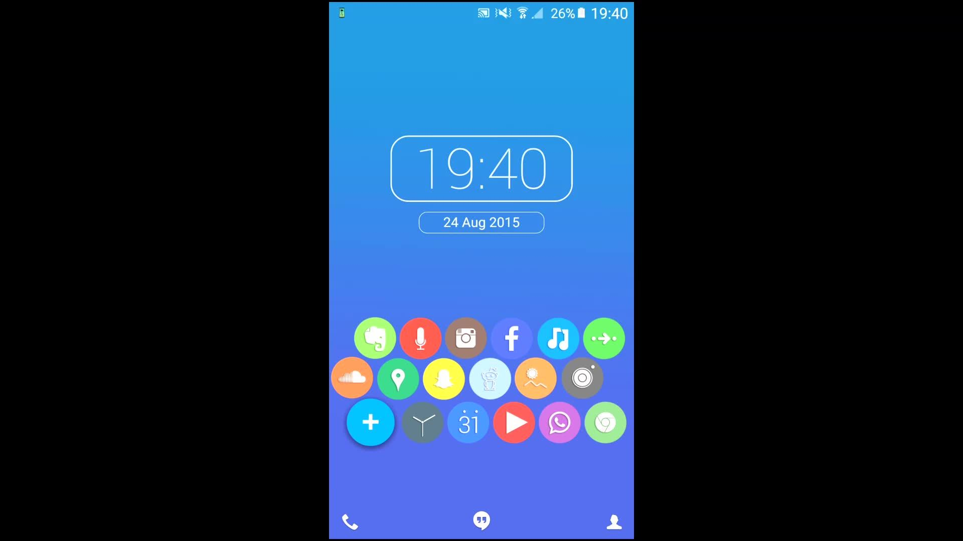 android, Home screen GIFs