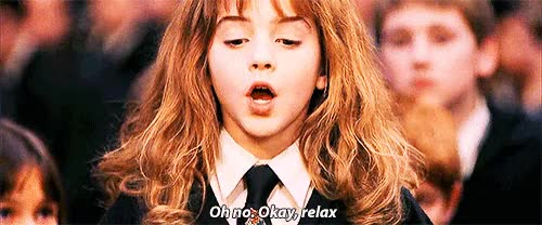 Watch and share Harry Potter GIFs and Emma Watson GIFs on Gfycat