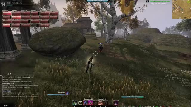 Watch and share Meanwhile In Daggerfall Covenant GIFs by gotenks0906 on Gfycat