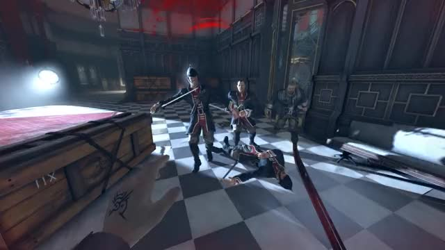 Watch and share Dishonored GIFs by queckquack on Gfycat