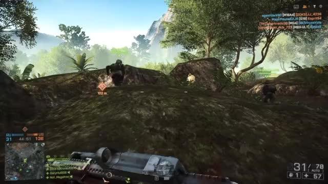 Watch and share Bf4 Defib Kill GIFs on Gfycat