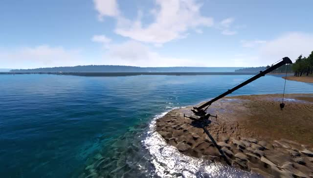 Watch and share HydroCrane Simulator 2019 GIFs by skaughtx0r on Gfycat