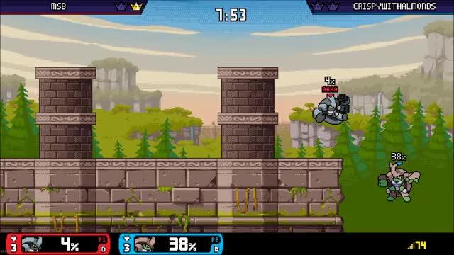 Watch and share Edge Cancel Off Enemy Pillar GIFs by MSB on Gfycat