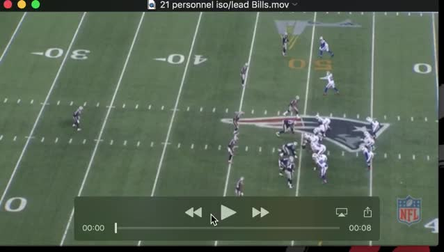 Watch 21 lead iso bills pats GIF by Cover 1 (@cover1eturner) on Gfycat. Discover more related GIFs on Gfycat