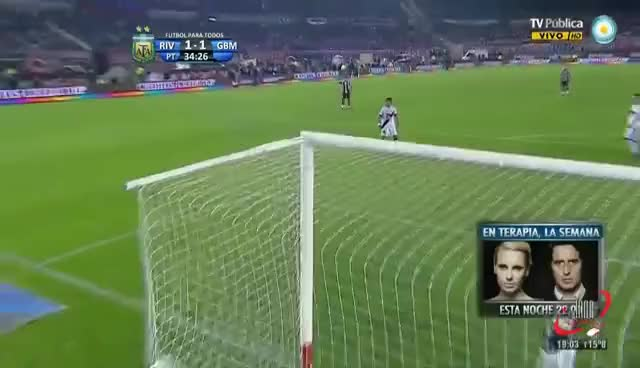 Watch golazo GIF on Gfycat. Discover more 2012, argentina, cavenaghi GIFs on Gfycat