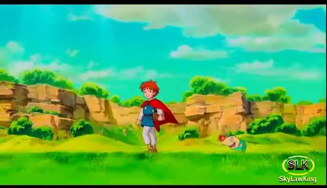 Watch and share Studio Ghibli GIFs and Ni No Kuni GIFs on Gfycat