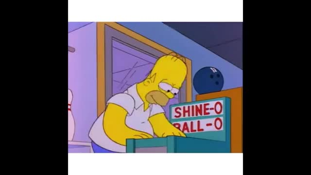 Watch and share Simpsons GIFs and Bowling GIFs on Gfycat