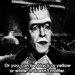 Watch and share Herman Munster GIFs and Old Hollywood GIFs on Gfycat