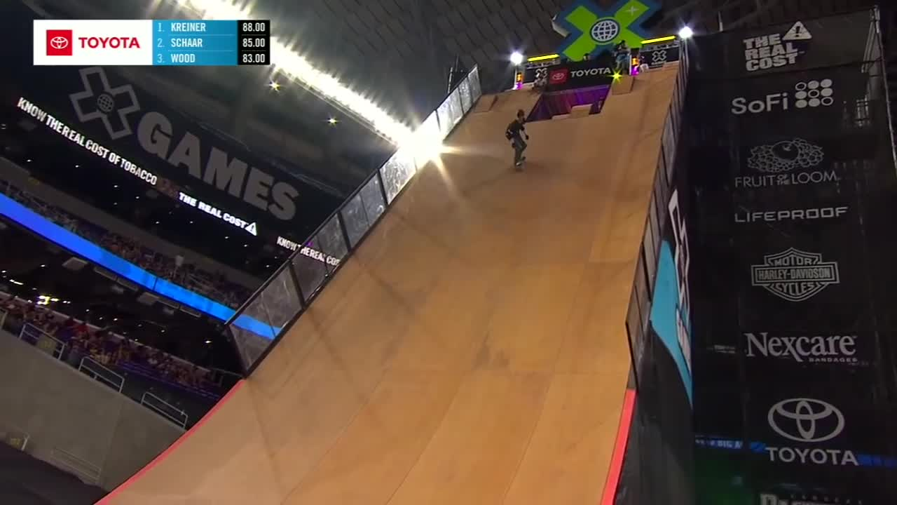 Mitchie Brusco, Mitchie Brusco skateboarding, Mitchie Brusco x games, Mitchie Brusco x games 2018, Mitchie Brusco x games 2018 gold medal, X Games, X-Games, XGames, mitchie brusco 1080, yt:quality=high, Mitchie Brusco wins Skateboard Big Air gold | X Games Minneapolis 2018 GIFs