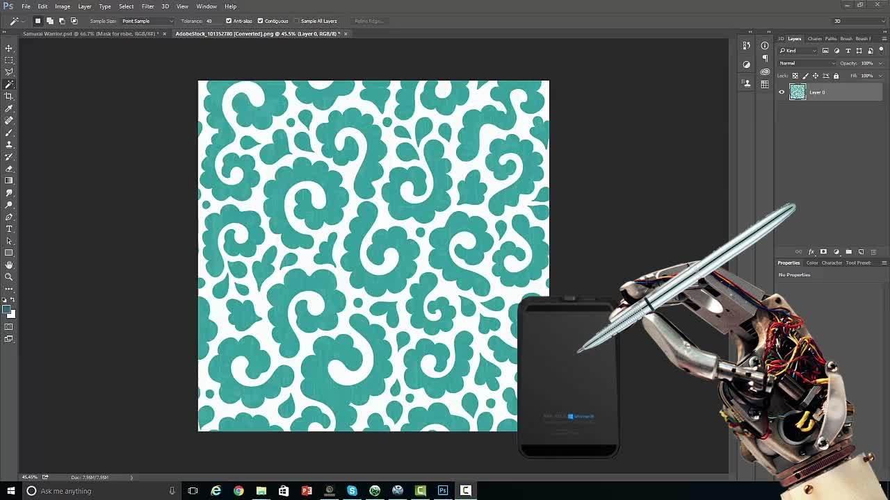 creationgifs, photoshopbattles, Texture animation GIFs