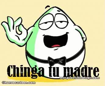 Watch and share Groserias Chinga Tu Madre GIFs on Gfycat