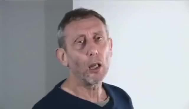 Watch YTP: Michael Rosen (The Tomato Album) GIF on Gfycat. Discover more related GIFs on Gfycat