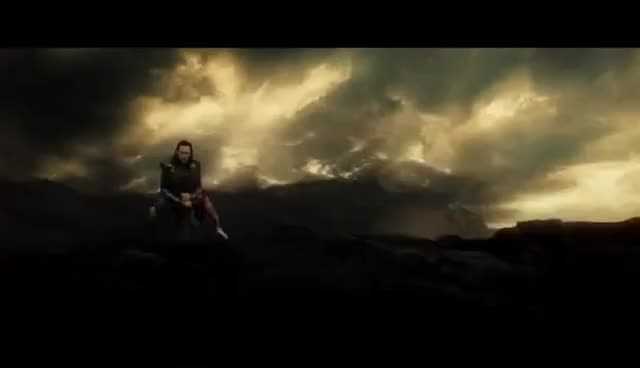 Watch and share The Dark World GIFs and Loki GIFs on Gfycat