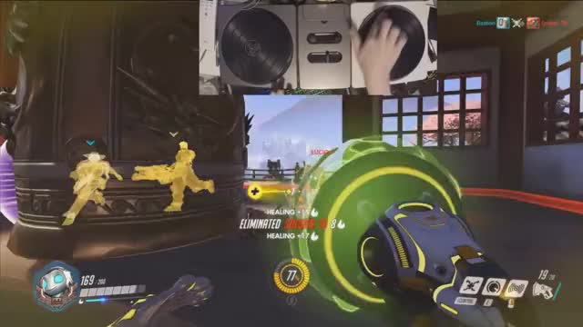 Watch and share Overwatch GIFs and Djs GIFs on Gfycat