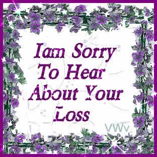 Watch and share Be Copy This To Facebook Sorry For Your Loss Clipart GIFs on Gfycat