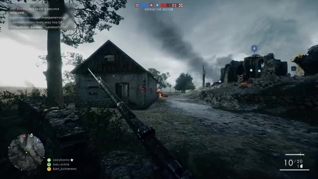 Watch and share Battlefield GIFs and Gaming GIFs by bart_achteren on Gfycat
