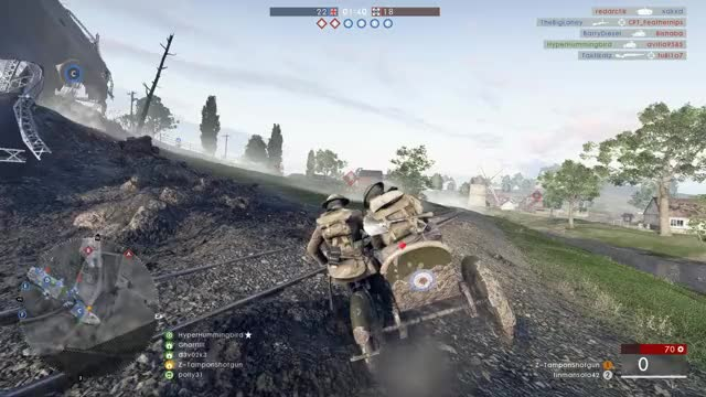 Watch and share Battlefield GIFs by tamponshotgun on Gfycat