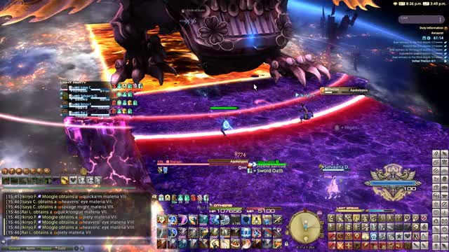 Watch and share FFXIV Rescue Fail  2020.05.14 GIFs on Gfycat
