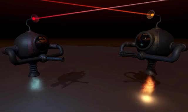 Watch Enemy Robots GIF by @assetsale on Gfycat. Discover more related GIFs on Gfycat