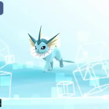 Watch and share Vaporeon GIFs on Gfycat