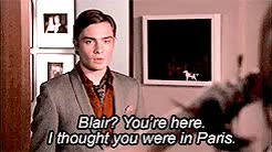 Watch Stand by you through anything. GIF on Gfycat. Discover more Chuck and Blair, blair waldorf, chairedit, chuck bass, ggedit GIFs on Gfycat